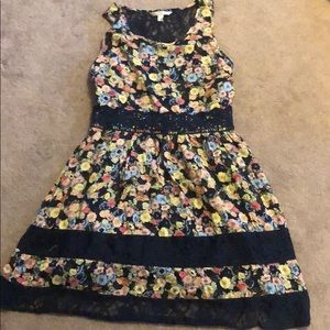 {lc lauren conrad} floral dress